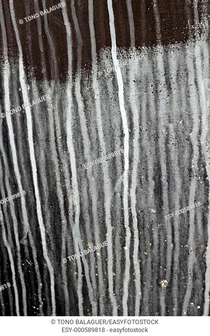 grunge gray black aged painted wall texture vintage background