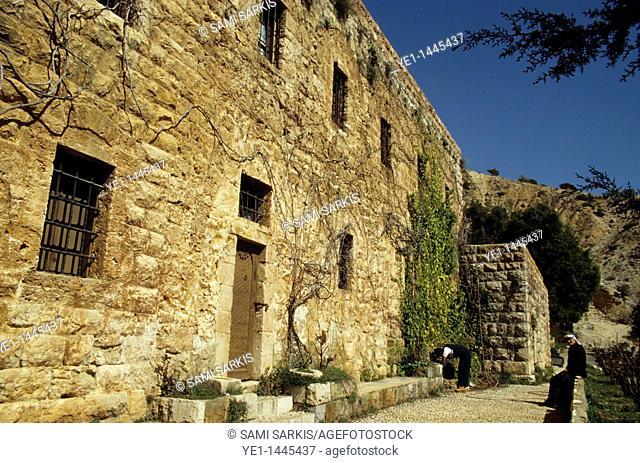Home of the famous Lebanese-American poet and artist Khalil Gibran, in Bsharri, Lebanon