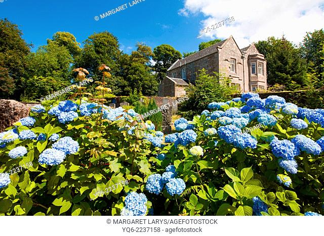 Old church in Cardross. Cardross is a large village in Scotland, on the north side of the Firth of Clyde, situated halfway between Dumbarton and Helensburgh