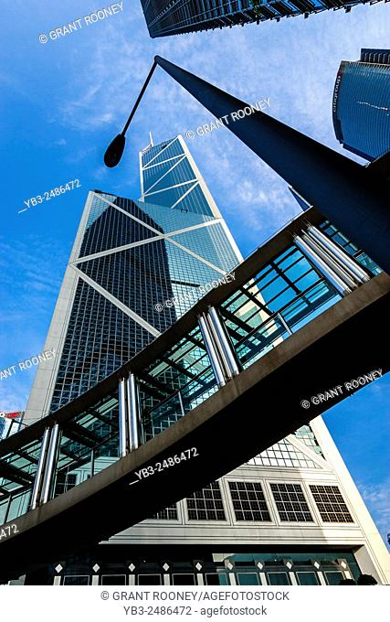 Bank of China Tower, Hong Kong, China