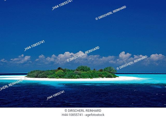 10855741, Maldives, Indian Ocean, Meemu Atoll, isl