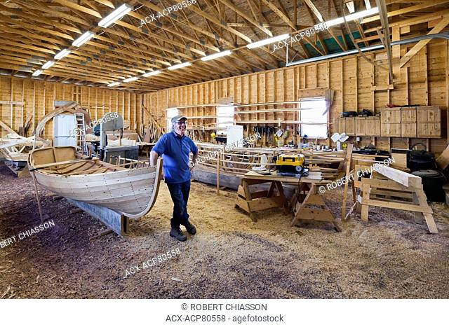 Wooden Museum Newfoundland And Labrador Stock Photos And Images