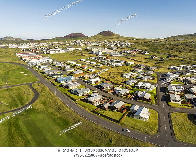 Homes, Heimaey, Westman Islands