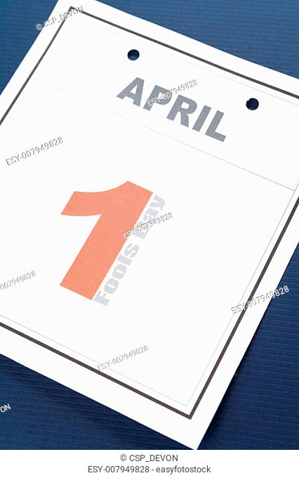 Calendar Fools\\\' Day