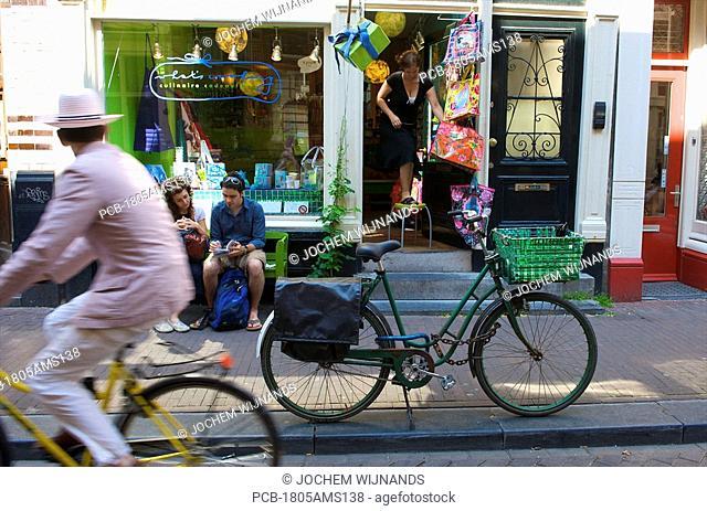 Holland, Amsterdam, 9streets, reestraat