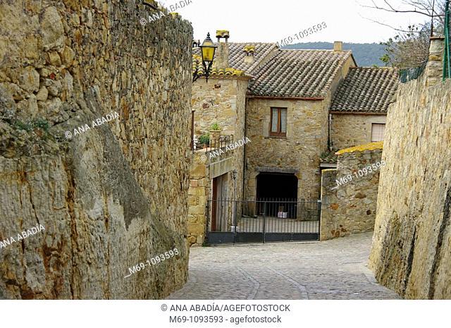 Pals Baix Emporda Girona