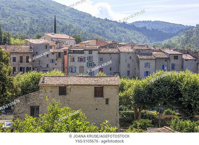 Montferrat, Var, Provence, France