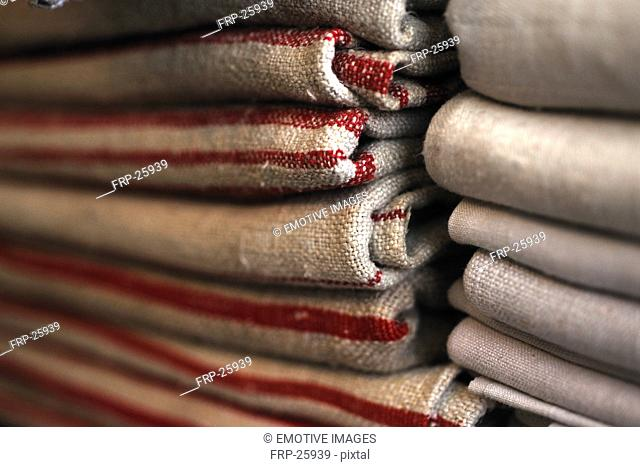 Stack of cloths