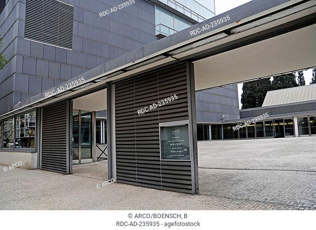 Museo de Belles Artes, Castellon de la Plana, region Valencia, Spain / Museum of Fine Arts