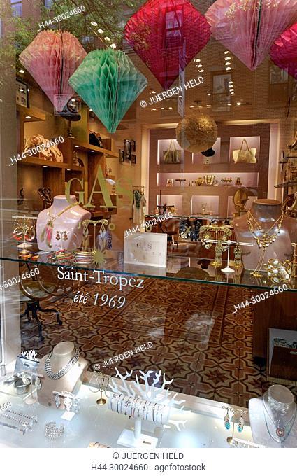 Gas Bijoux, french Jewelry boutique, West Village, New York
