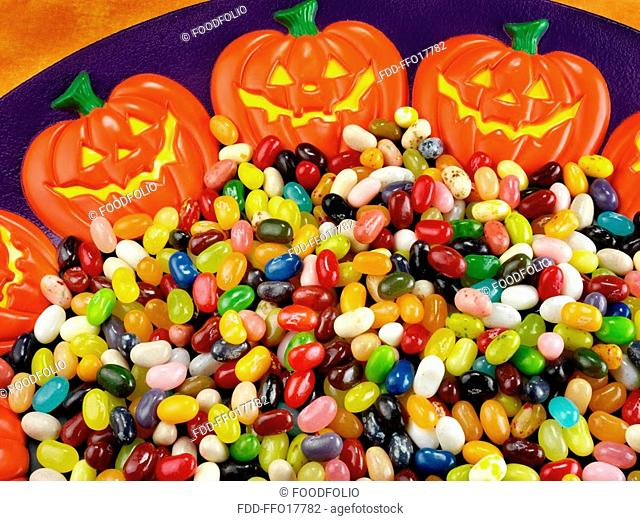 Halloween Jelly Beans - Non Exclusive