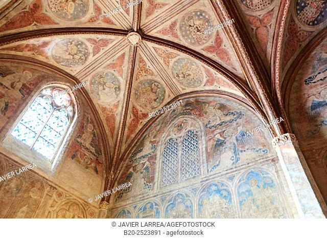 Couvent des Jacobins. Toulouse. Haute Garonne. France