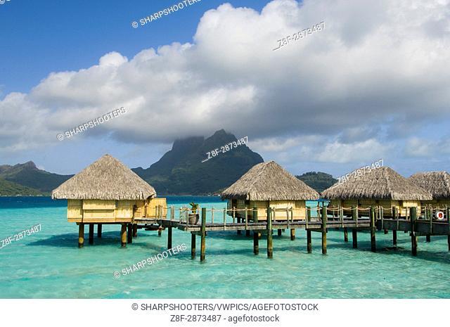 Pearl Beach Resort, Bora-Bora, French Polynesia