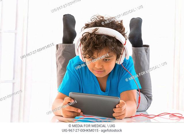 Tablet computing child