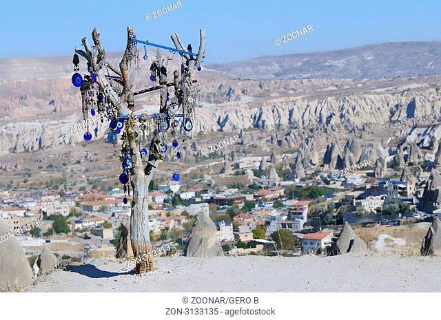 Der Baum - Augen der Fatima Türkei, The tree - Eye of Fatima Turkey