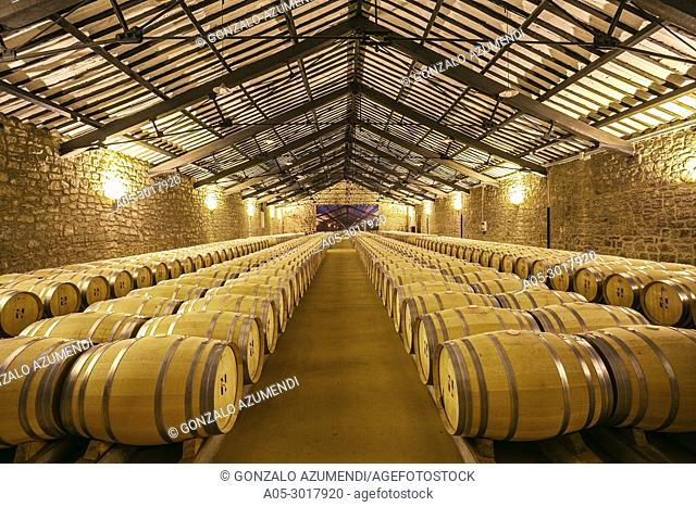 CVNE Winery. Haro. La Rioja. Spain