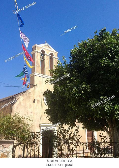 Greek Orthodox Church, Crete, Greece
