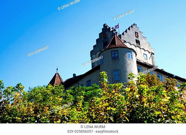 Old Castle, Meersburg, Bodensee