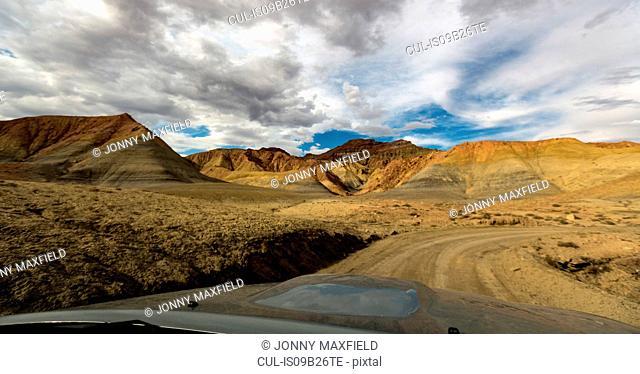 Glen Canyon National Reservation Area, Smoky Mountain Road, Backcountry, Glen Canyon, Utah, USA