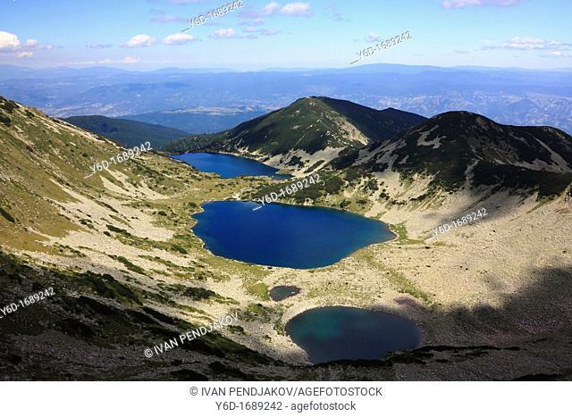 Kremenski Lakes, Pirin National Park, Bulgaria