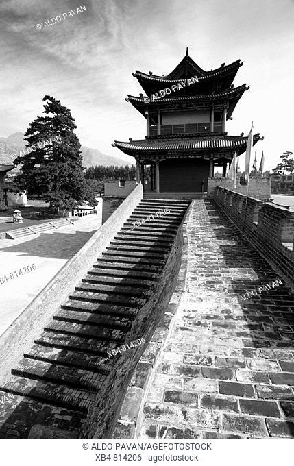 Meidai lamasery, Baotou, Inner Mongolia, China