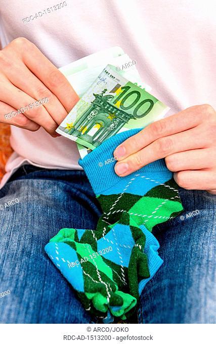 money sock