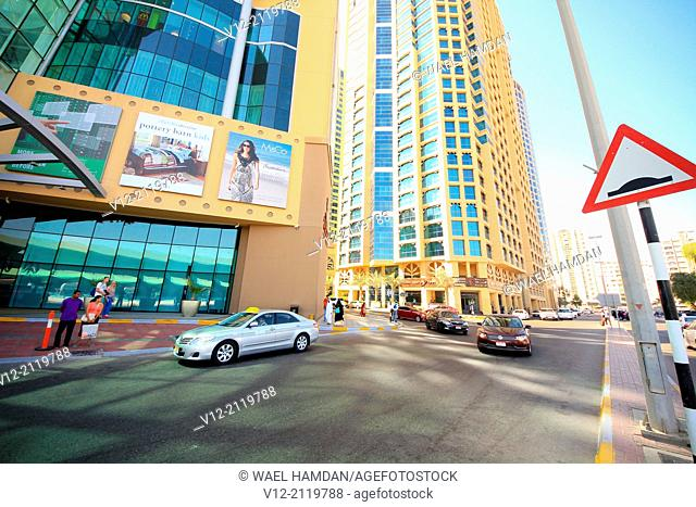 Al Wahda Mall, Abu Dhabi, United Arab Emirates, Middle East