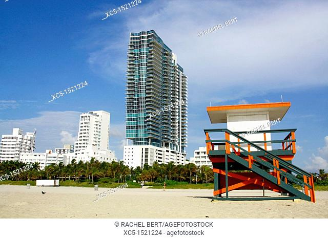 Miami Beach, Miami, Florida, United States