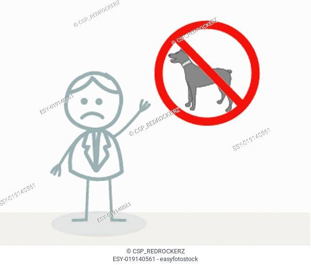 No Dog Symbol