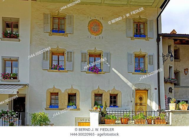 Haus, historisch