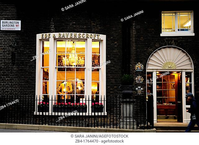Mayfair, London, England, UK, Europe