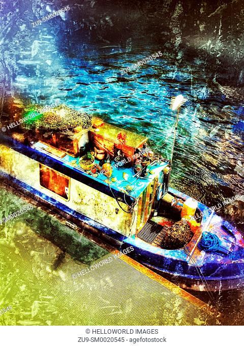 Barge lifestyle