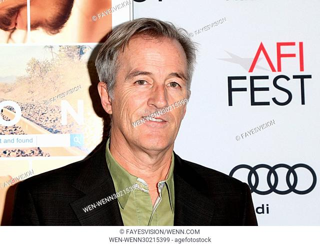 AFI FEST 2016 Presented By Audi - The Weinstein Company's 'Lion' - Premiere Featuring: Luke Davies Where: Hollywood, California