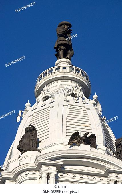 Philadelphia City Hall, Philadelphia, Pennsylvania