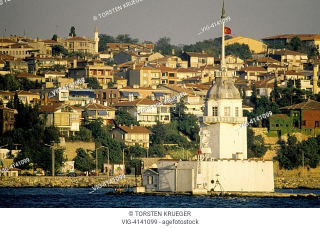 Turkey, Istanbul : Leander's Tower