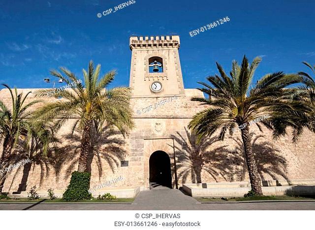 Castle of Santa Pola