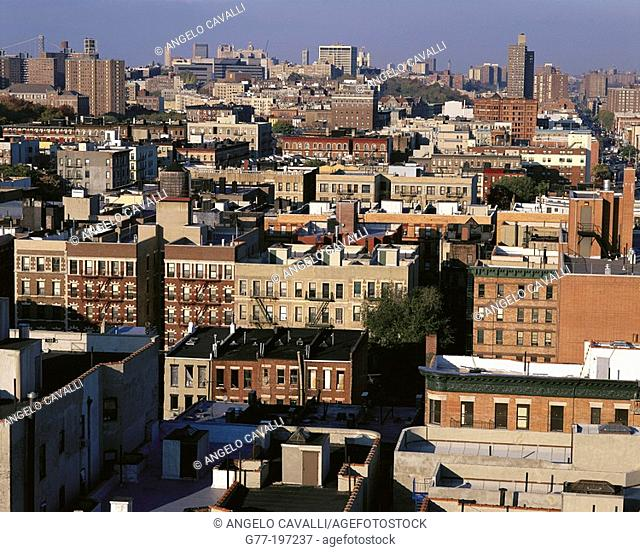 Harlem. New York City. USA
