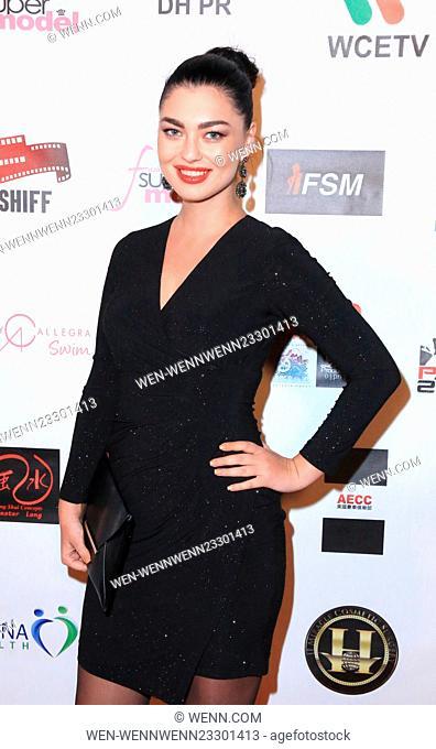 Hollywood International Film Festival 2015 - Arrivals Featuring: Angelica Kotliar Where: Los Angeles, California, United States When: 16 Dec 2015 Credit: WENN