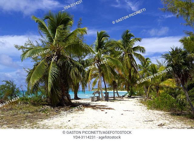 Lighthouse beach, South Eleuthera island, Bahamas