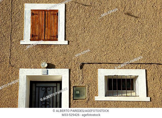 Langa del Castillo. Daroca. Zaragoza province,  Aragón, Spain