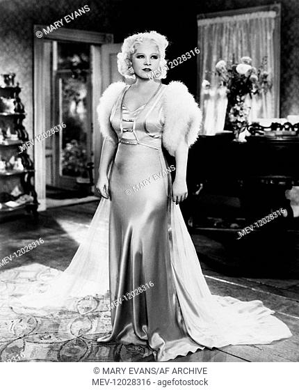 Mae West Characters: Mavis Arden Film: Go West Young Man (1935) 01 May 1936