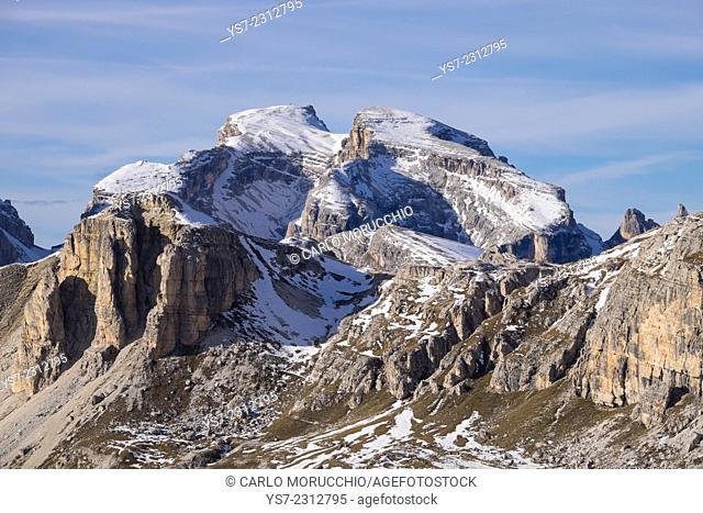 Dolomiti di Sesto, Sesto, Bolzano, Italy, Europe
