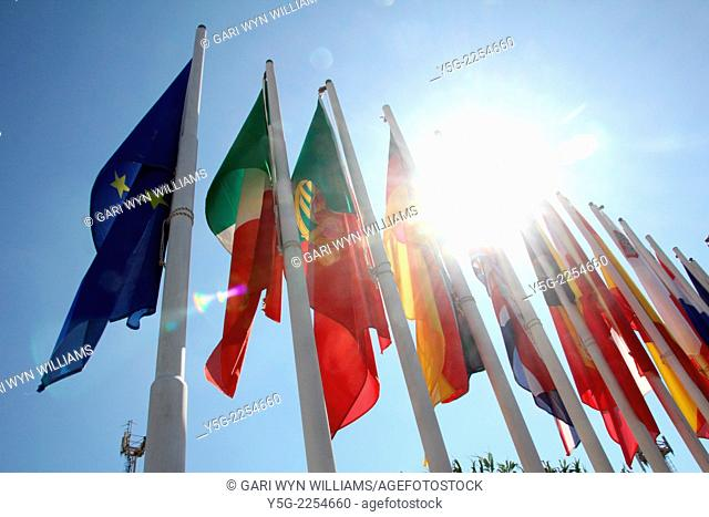 "Rome, Italy 31st August 2014 - 31st International Seminar on Federalism """"Federalism in Europe and the World"""" at the Umberto Elia Terracini Centre on Ventotene..."