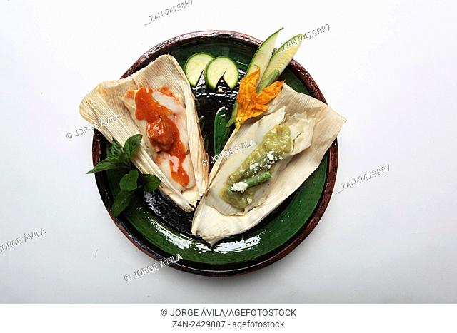 Mexican food, Tamales