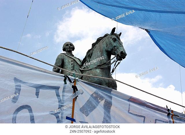 Carlos III, Sol, Madrid, España