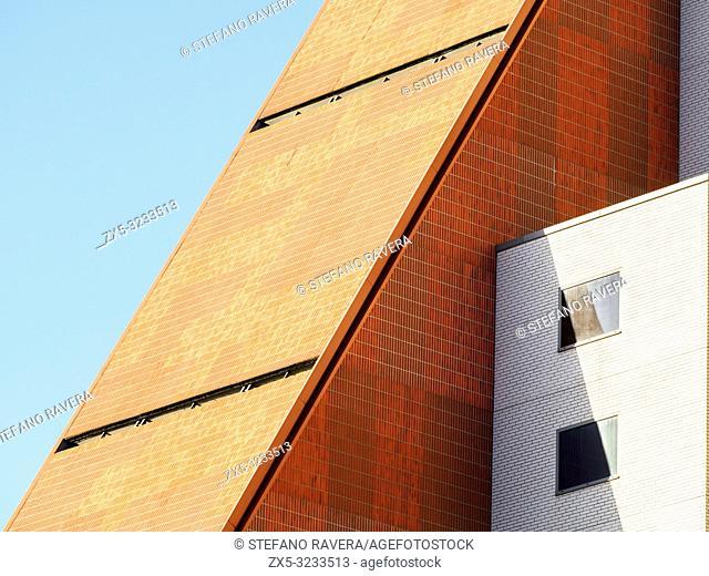 Stratford ONE building student accomodation - East London, England