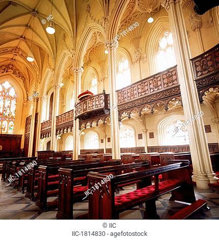 Church Of The Most Holy Trinity, Dublin Castle, Dublin, Co Dublin, Ireland