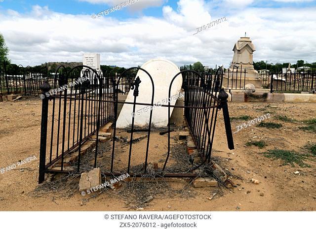 Old Pioneer Cemetery in Charters Towers - Queensland, Australia