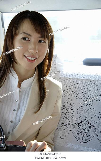 Professional woman, portrait