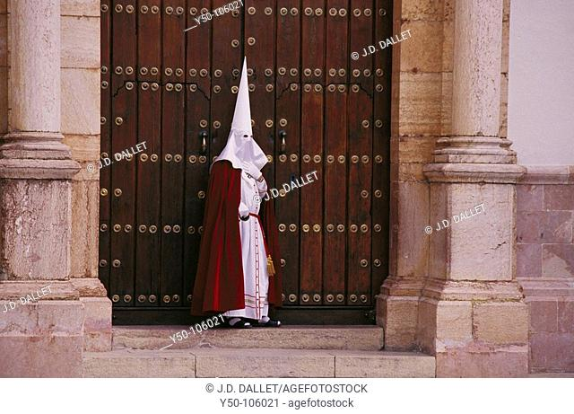 Holy Week, Archidona. Malaga province, Andalucia, Spain